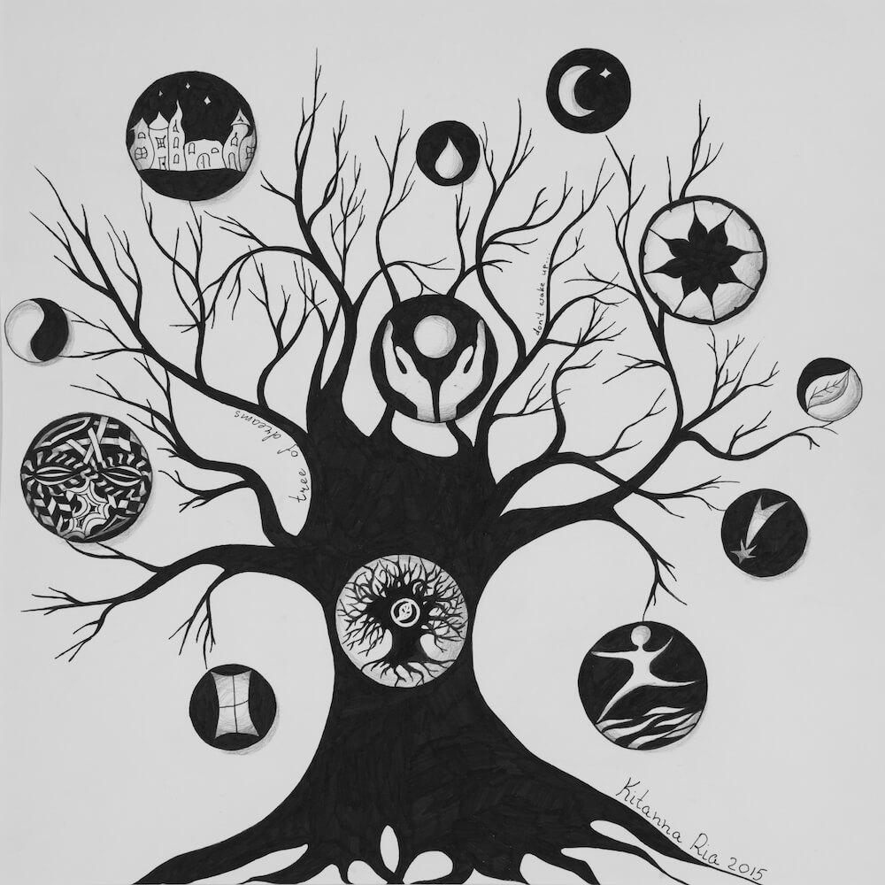 The Tree of Dreams Kitanna Ria Китанна Риа Древо Сновидений